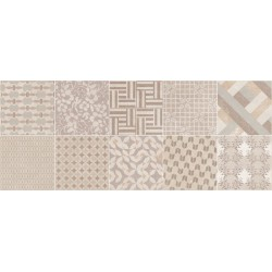 URBAN-UN Decor Beige 23,5x58 (bal.1,23m2)