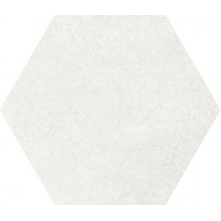 HEXATILE CEMENT White 17,5x20 (EQ-3) (1bal0,715m2)
