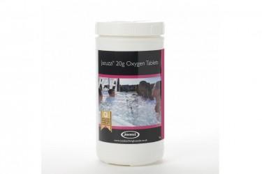 Jacuzzi 20 g Oxygen tablety 1 kg