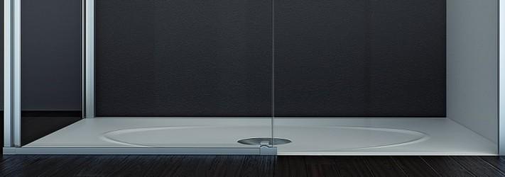 Jacuzzi Moove 100*80 Sprchová vanička