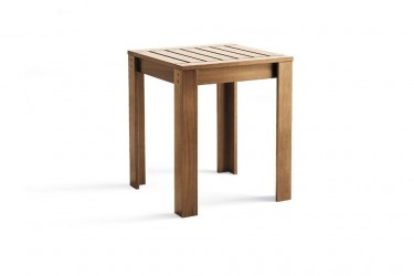 Jacuzzi Spa Okoumé dřevěný stůl