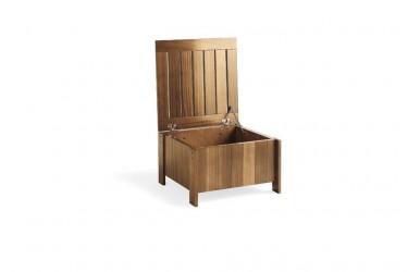 Jacuzzi Spa Okoumé dřevěný box s víkem