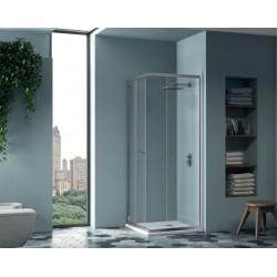 Essential with corner sliding door