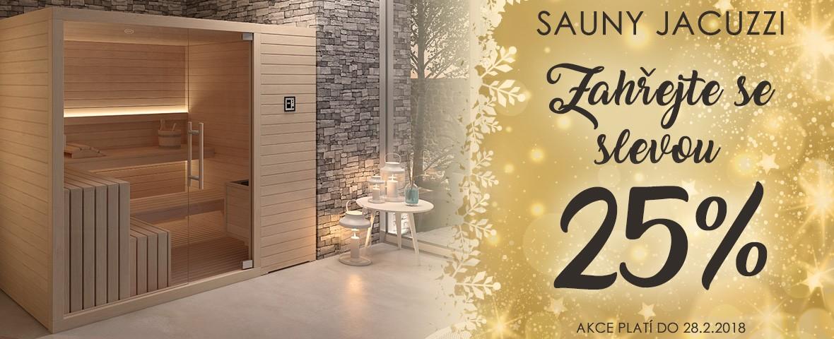 AKCE sauny leden-únor 2018